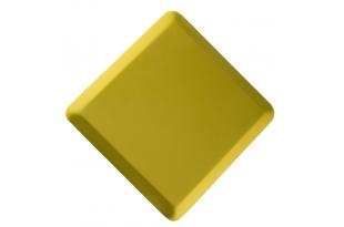 Акустическая панель Ecosound Cinema Acoustic yellow 50х50 см цвет желтый