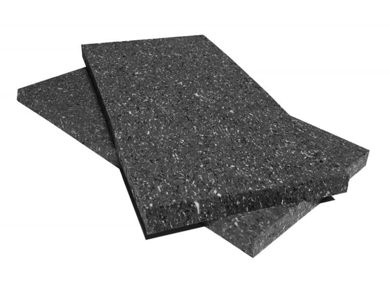 Акустическая плита Ecosound Macsound Prof 1мХ0,5мХ40мм цвет графитно-черный