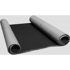 Мембрана акустическая Black Flex 10 мм 1мх1м армированная