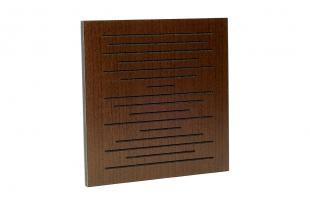 Акустическая панель Ecosound EcoPulse brown 50х50 см Коричневый
