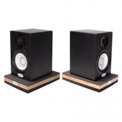 Подставки под акустические мониторы или сабвуффер Ecosound Acoustic Stand Pro. 53 мм 30х20 см  Цвет черный графит