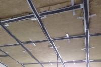 Звукоизоляция пола, стен и потолка новостроя звукоизоляционным материалом macsound prof и звукоизоляционной ватой