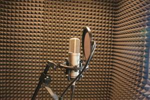 Акустическая коррекция студии звукозаписи