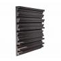 Купить панель из акустического поролона ecosound manhattan mini. 50мм 50х50см цвет черный графит по низкой цене