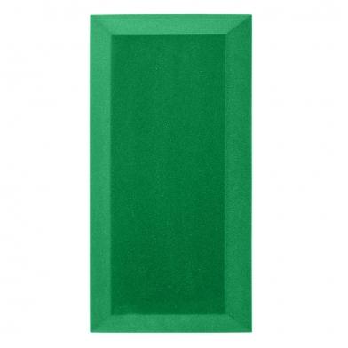 Купить бархатная акустическая панель из акустического поролона ecosound velvet green 50х25см 50мм. цвет зелёный по низкой цене