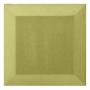 Купить бархатная акустическая панель из акустического поролона ecosound velvet light green 25х25см 50мм. цвет зелёный по низкой цене