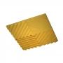 Купить акустическая подвесная звукопоглощающая панель ecosound quadro acoustic wave yellow. 50мм 1х1м цвет жёлтый по низкой цене
