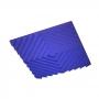 Купить акустическая подвесная звукопоглощающая панель ecosound quadro acoustic wave blue. 50мм 1х1м цвет синий по низкой цене
