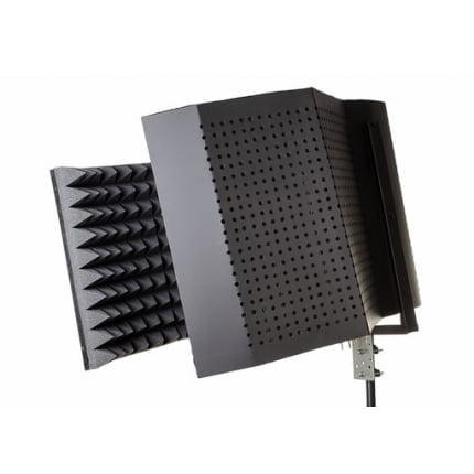 Превью Акустический экран для микрофона Ecosound XL 100х85 см цвет черный