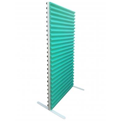 Купить акустическая ширма ecosound acoustic wave 200х100 multicolor по низкой цене