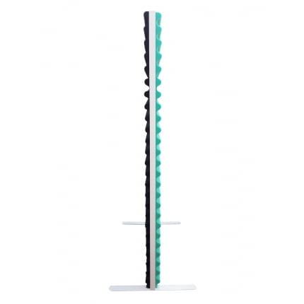 Превью Акустическая ширма Ecosound Acoustic Wave 200х100 multicolor
