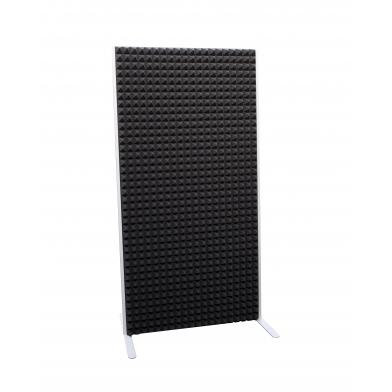 Купить акустическая ширма ecosound acoustic pyramid 200х100 dark grey по низкой цене