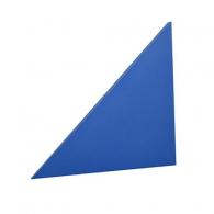 Акустическая плита треугольник Ecosound Acqua 500х500х30мм цвет синий