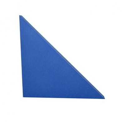 Купить акустическая плита треугольник ecosound acqua 500х500х30мм цвет синий по низкой цене