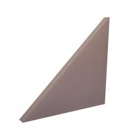Акустическая плита треугольник Ecosound Rose 500х500х30мм цвет розовый