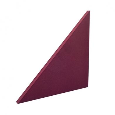 Купить акустическая плита треугольник ecosound lilac 500х500х30мм цвет сиреневый по низкой цене