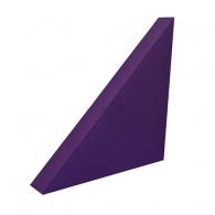 Акустическая плита треугольник Ecosound Purple 500х500х30мм цвет фиолетовый