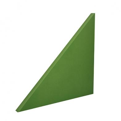 Купить акустическая плита треугольник ecosound pistacho 500х500х30мм цвет зеленый по низкой цене