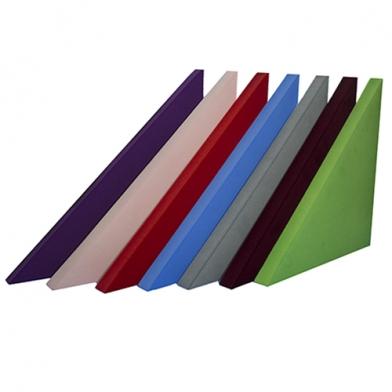 Купить акустическая плита треугольник ecosound purple 500х500х30мм цвет фиолетовый по низкой цене