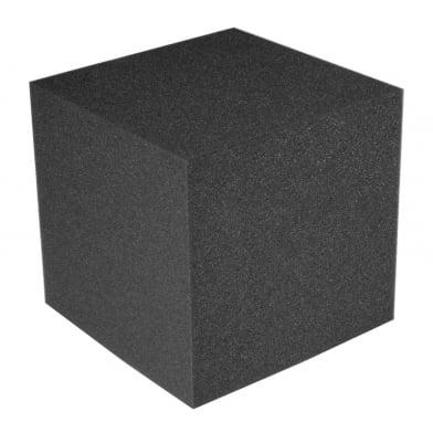 Бас ловушка Ecosound КУБ угловой 25х25х25 см Цвет черный графит