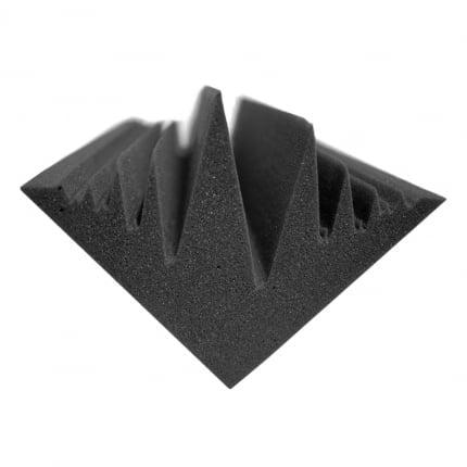 Превью Бас ловушка Ecosound Пила угловая длина 1м ширина 25 см Цвет черный графит