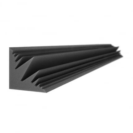 Бас ловушка Ecosound Пила угловая длина 2м ширина 16 см Цвет черный графит