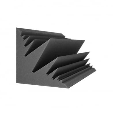 Бас ловушка Ecosound Пила угловая длина 0,5м ширина 25 см Цвет черный графит