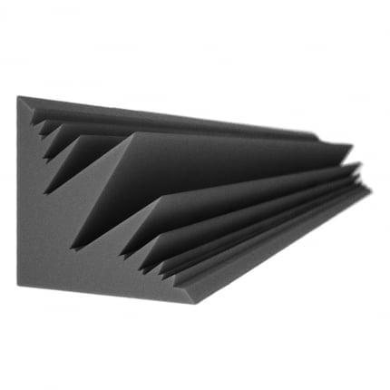 Бас ловушка Ecosound Пила угловая длина 2м ширина 25 см Цвет черный графит
