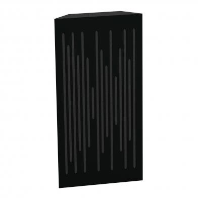 Купить бас ловушка ecosound bass trap ecowave wood 1000х500х100 цвет черный по низкой цене