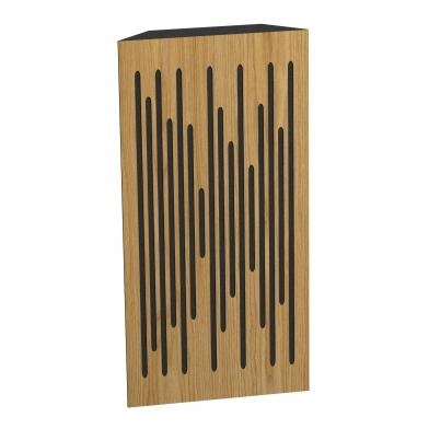 Купить бас ловушка ecosound bass trap ecowave wood 1000х500х100 цвет шервуд по низкой цене