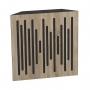 Купить бас ловушка ecosound bass trap ecowave wood 500х500х100 цвет сонома по низкой цене