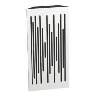 Бас ловушка Ecosound Bass trap wood 1000х500х150 цвет белый