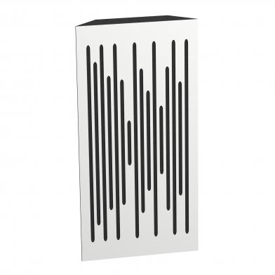Купить бас ловушка ecosound bass trap wood 1000х500х150 цвет белый по низкой цене