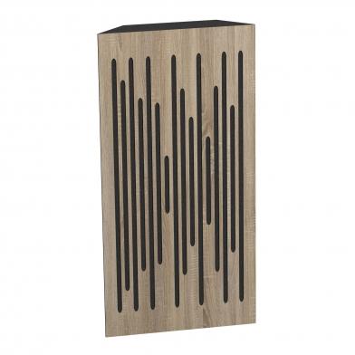 Купить бас ловушка ecosound bass trap wood 1000х500х150 цвет сонома по низкой цене