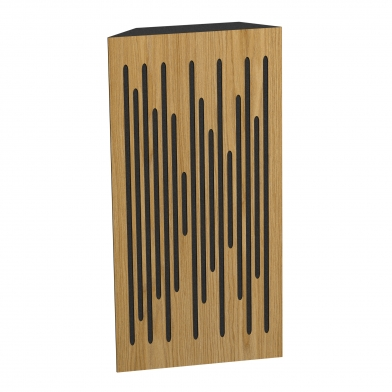 Купить бас ловушка ecosound bass trap wood 1000х500х150 цвет шервуд по низкой цене