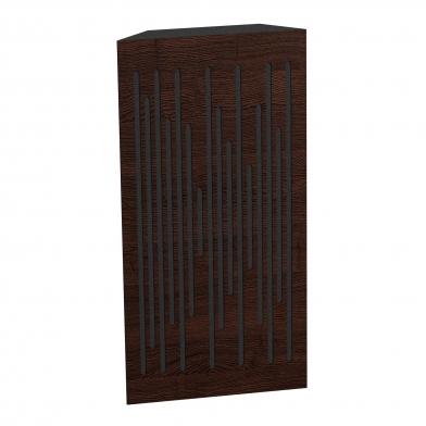 Купить бас ловушка ecosound bass trap wood 1000х500х150 цвет венге по низкой цене