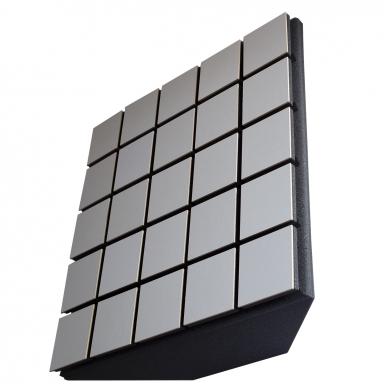 Купить басовая ловушка bass trap tetras wood white 500x500x180 мм цвет белый по низкой цене