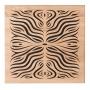 Купить акустическая панель ecosound chimera f light 50х50 см 33мм  цвет латте по низкой цене