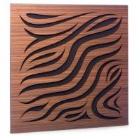 Акустическая панель Ecosound Chimera Rosewood 50x50см 33мм Цвет коричневый