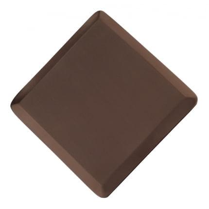 Акустическая панель Ecosound Cinema Acoustic brown 50х50 см цвет коричневый