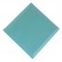 Купить акустическая панель ecosound cinema acoustic turquoise 50х50 см цвет бирюзовый по низкой цене