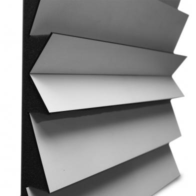 Купить акустический рассеиватель диффузор ecosound tetras diffuser white 53мм 50х50 см цвет белый по низкой цене