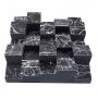Купить акустический диффузор-рассеиватель ecosound ecodiff foam picasso 150мм, 50х50 см цвет черный по низкой цене