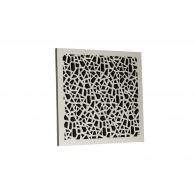 Акустическая панель Ecosound EcoArt white 50х50 см 33мм цвет белый