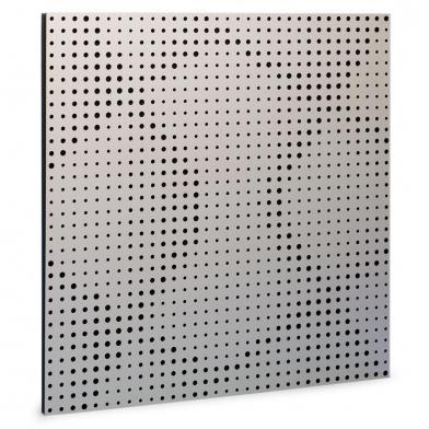 Акустическая панель Ecosound Rhombus white 50х50 см 33мм цвет белый