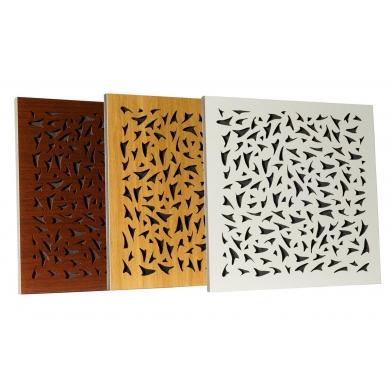 Купить акустическая панель ecosound ecofly brown 50х50 см 73мм цвет коричневый по низкой цене