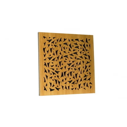 Акустическая панель Ecosound EcoFly cream 50х50 см Светлый  дуб