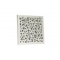 Акустическая панель Ecosound EcoFly white 50х50 см 33мм цвет белый