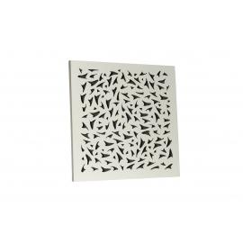 Акустическая панель Ecosound EcoFly white 50х50 см 53мм цвет белый