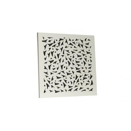 Акустическая панель Ecosound EcoFly white 50х50 см цвет белый